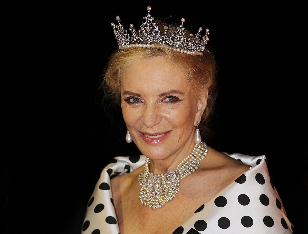 Princesa Maria Cristina de Kent.
