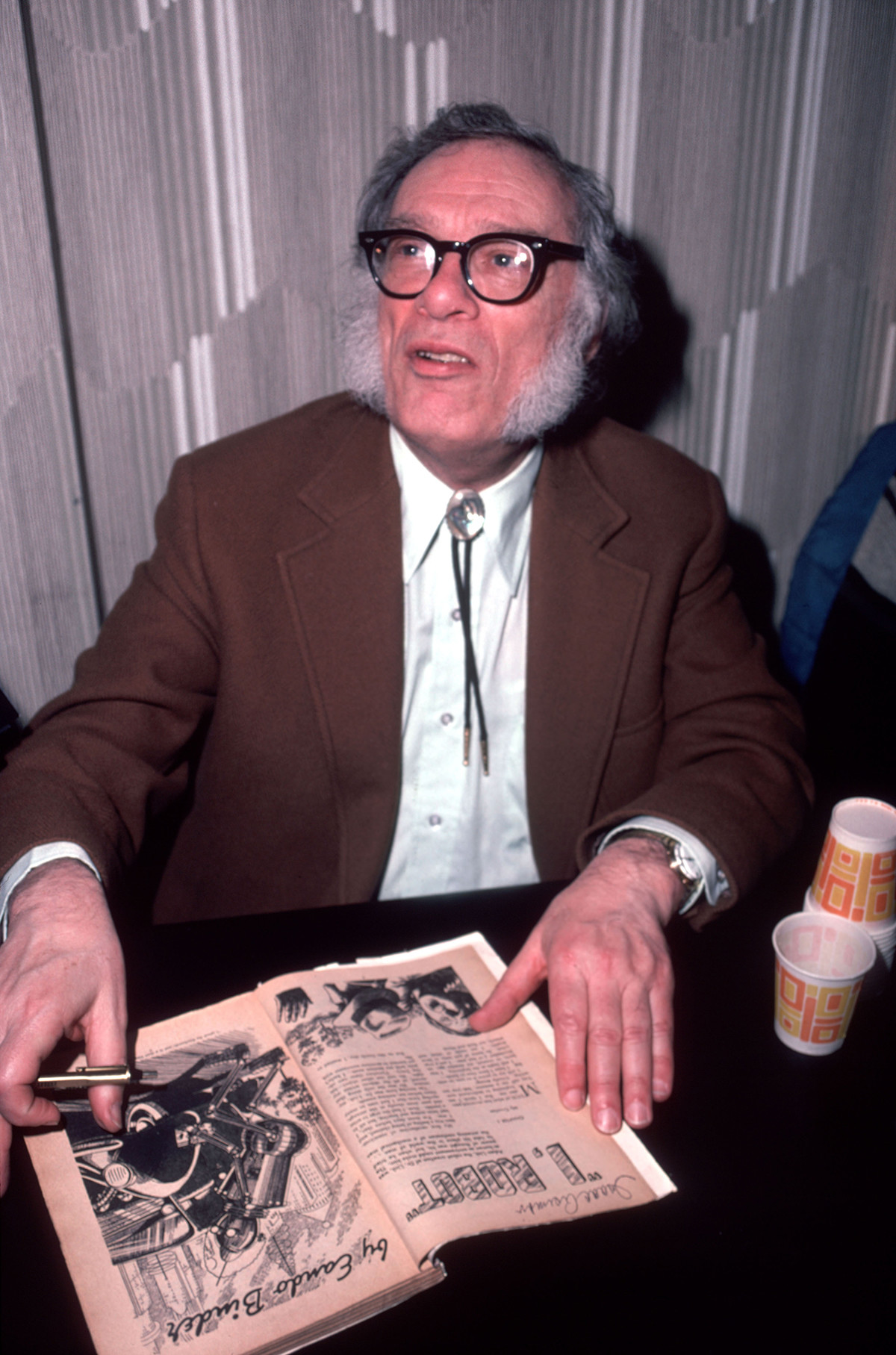 The year 2020 marks the 100th anniversary of the birth of Isaac Asimov.