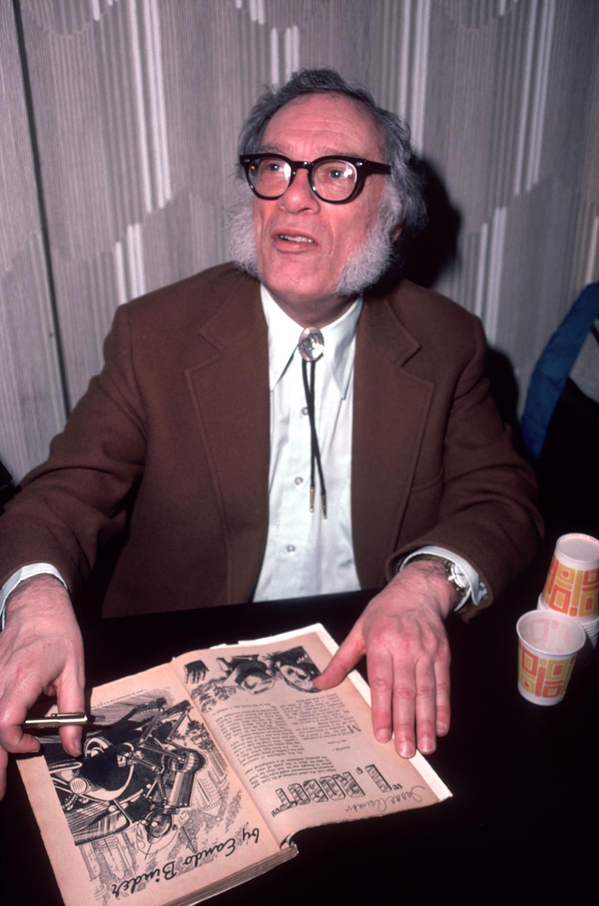 2020. godine se obilježava stota godišnjica rođenja Isaaca Asimova.