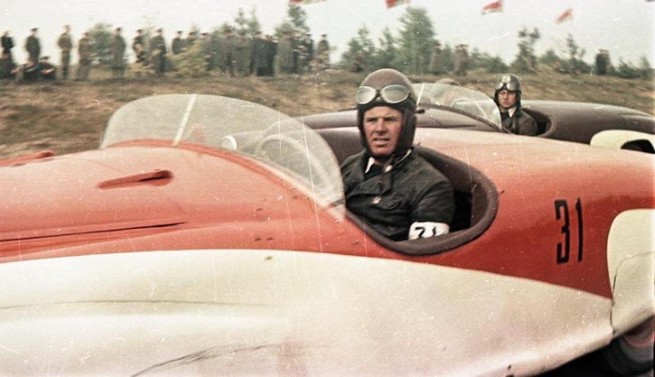 Prvenstvo Sovjetskog Saveza u automobilskim utrkama 1956.