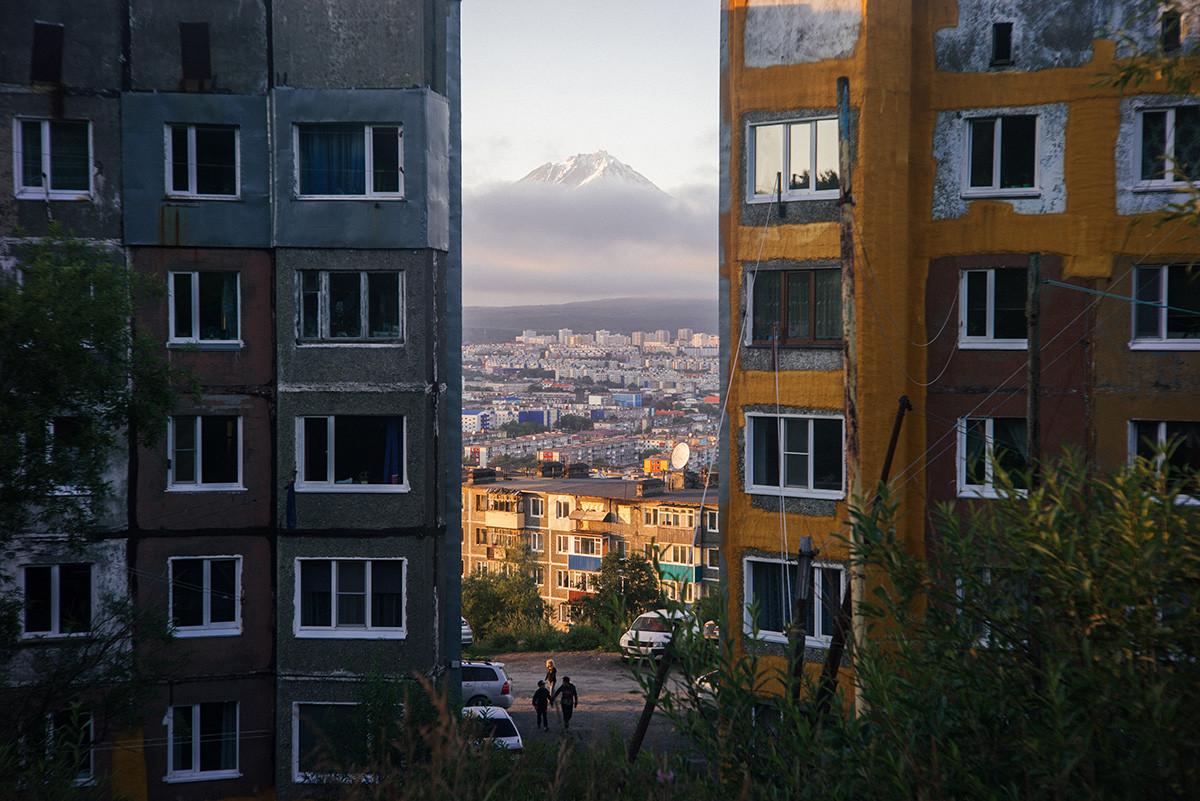 Petropavlovsk-Kamtchatski (Kamtchatka)