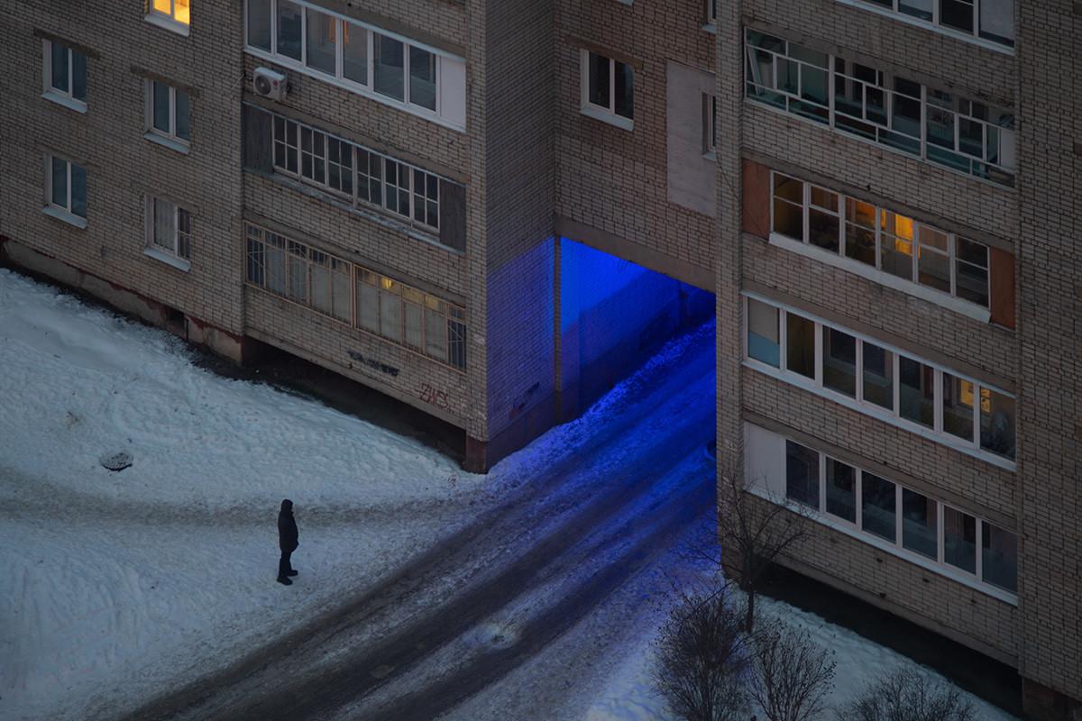 Le Portail bleu, Iaroslavl