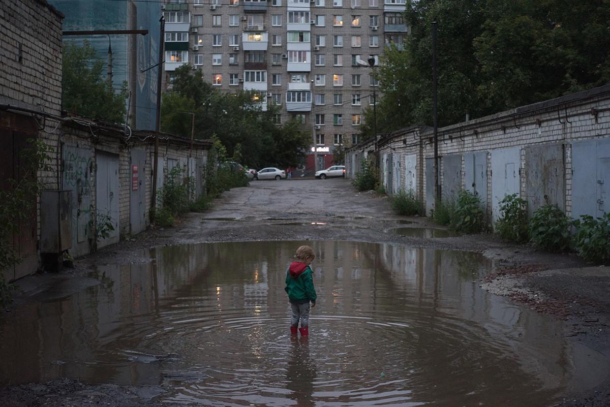 Printemps à Samara