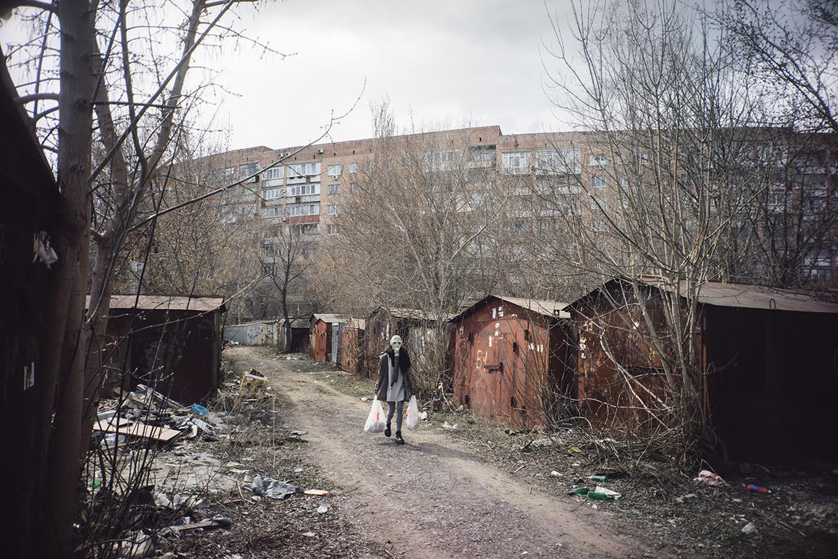 Premiers jours de confinement à Samara
