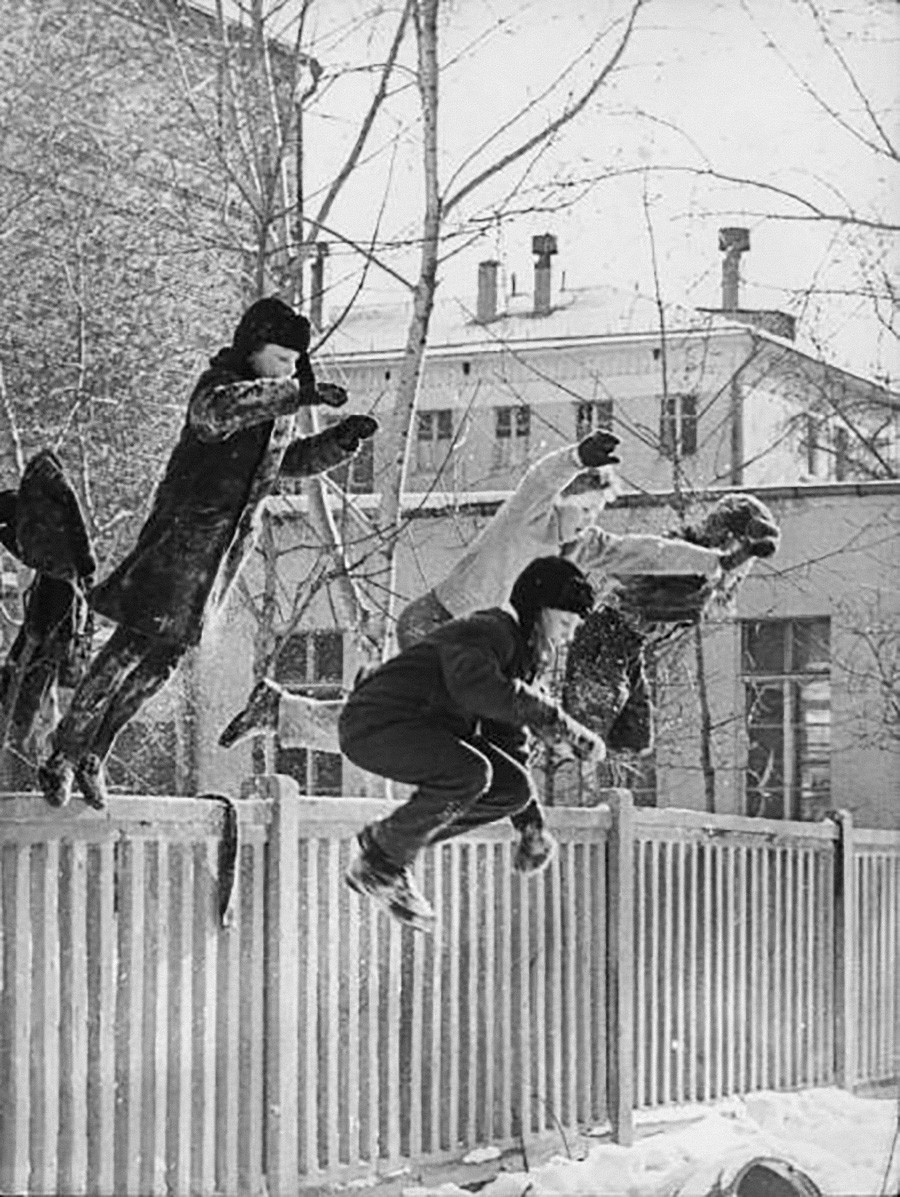 冬休み! 1969年