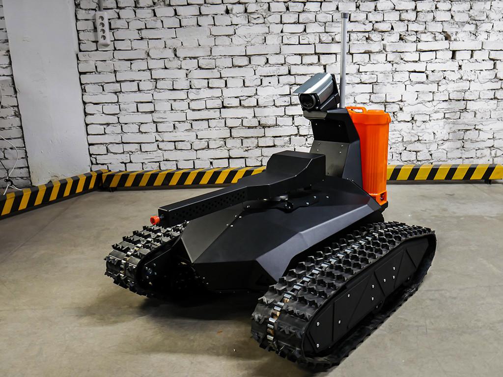 ロボット「スコルピオン」