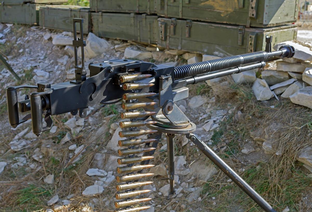DShK重機関銃