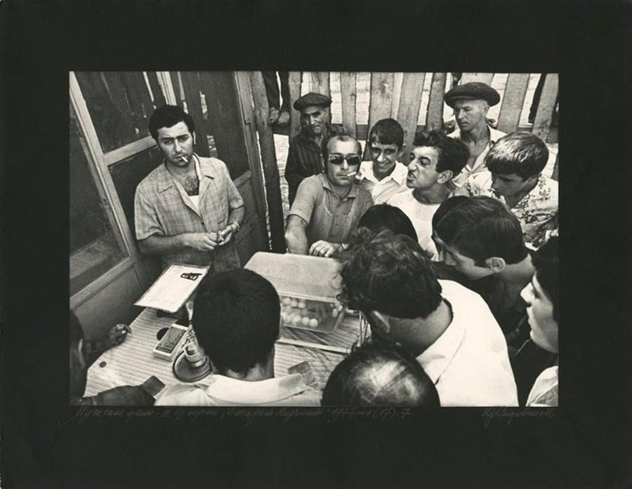 La popularité du jeu s'est répandue comme une traînée de poudre à travers l'URSS.