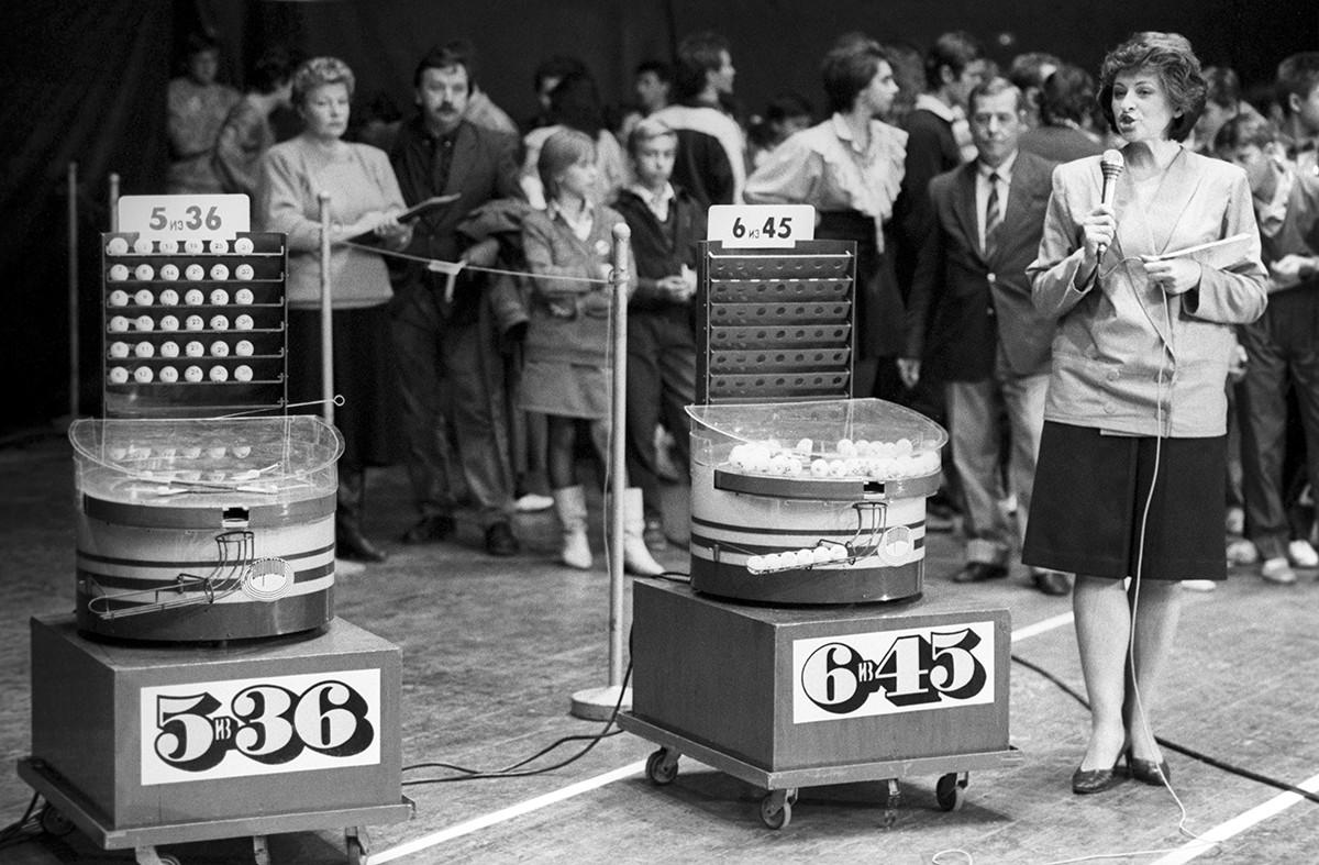 Pour la majorité des citoyens, gagner à la loterie était leur seule chance de réaliser leur liberté financière.