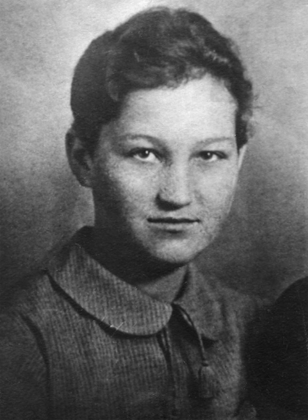 ゾーヤ・コスモデミヤンスカヤ