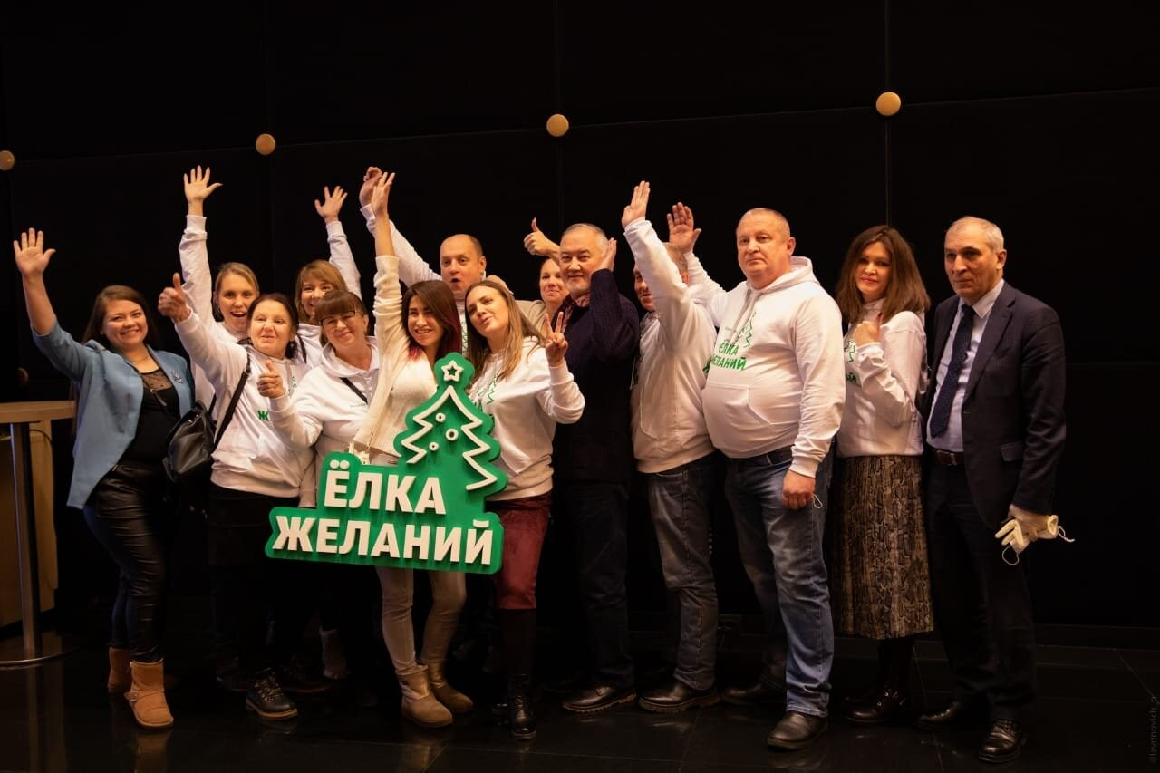 Oksana (tout à gauche)