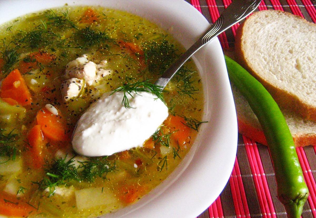 Borş, um prato nacional da Romênia e da Moldávia.