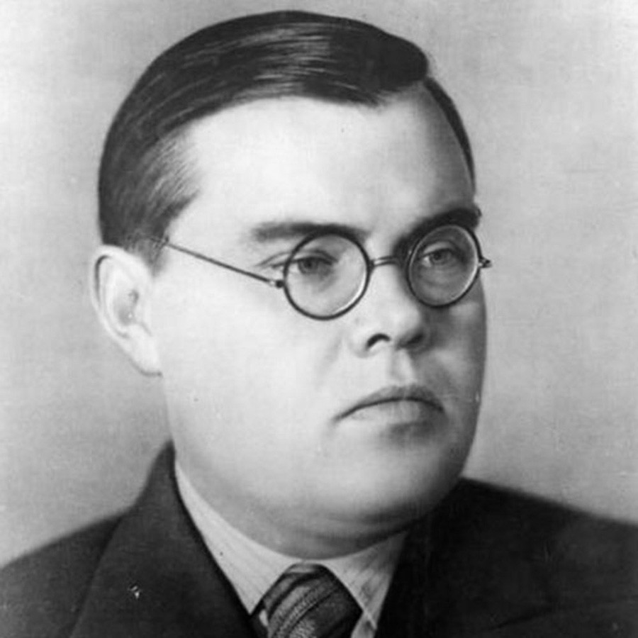 Александр Сергеевич Щербаков.