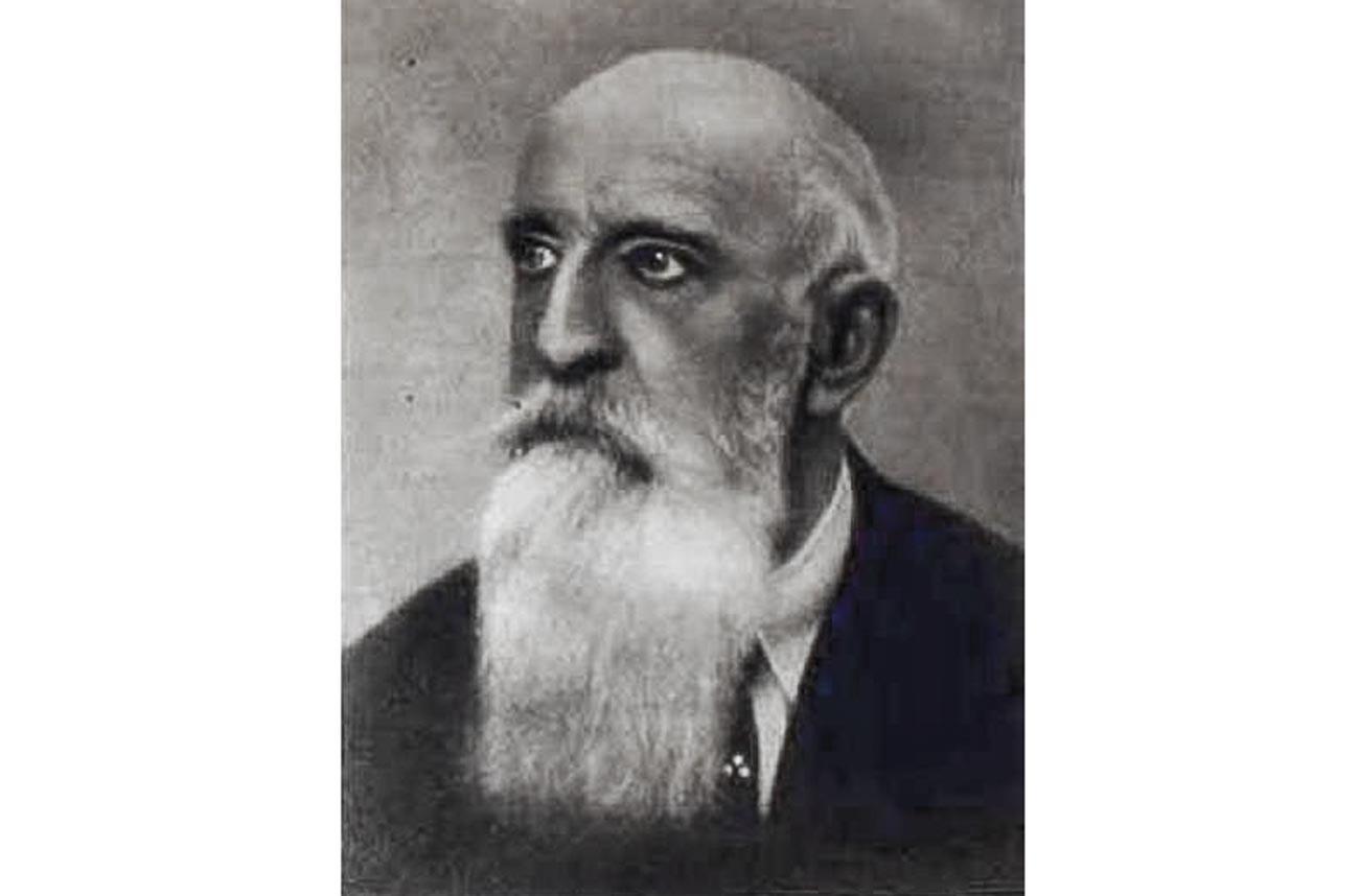 Kazimierz Waliszewski, o polonês que inventou histórias mirabolantes sobre a imperatriz.