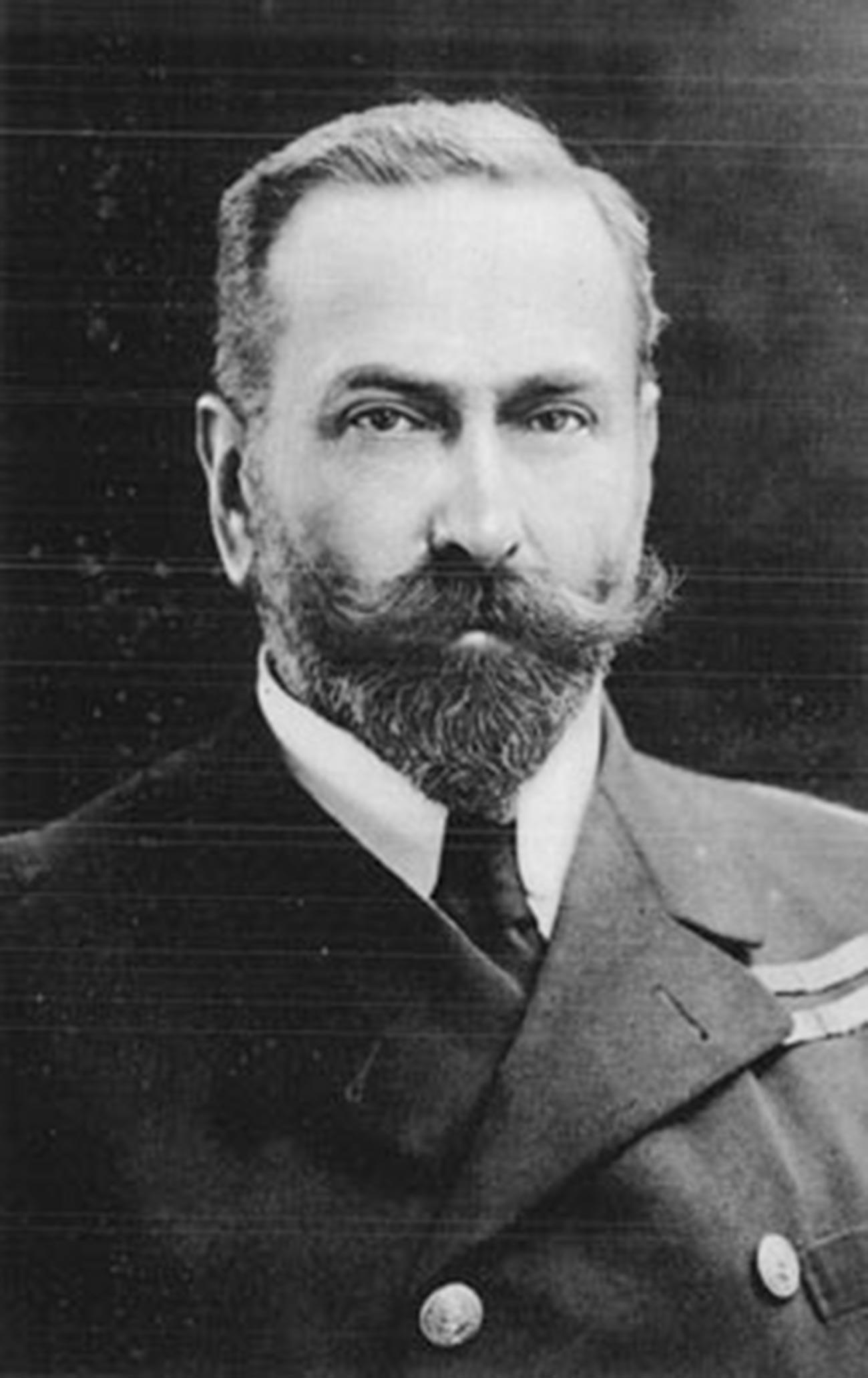 Принц Луи Александър от Батенберг (Louis Alexander Mountbatten), 1854-1921. Британски адмирал.