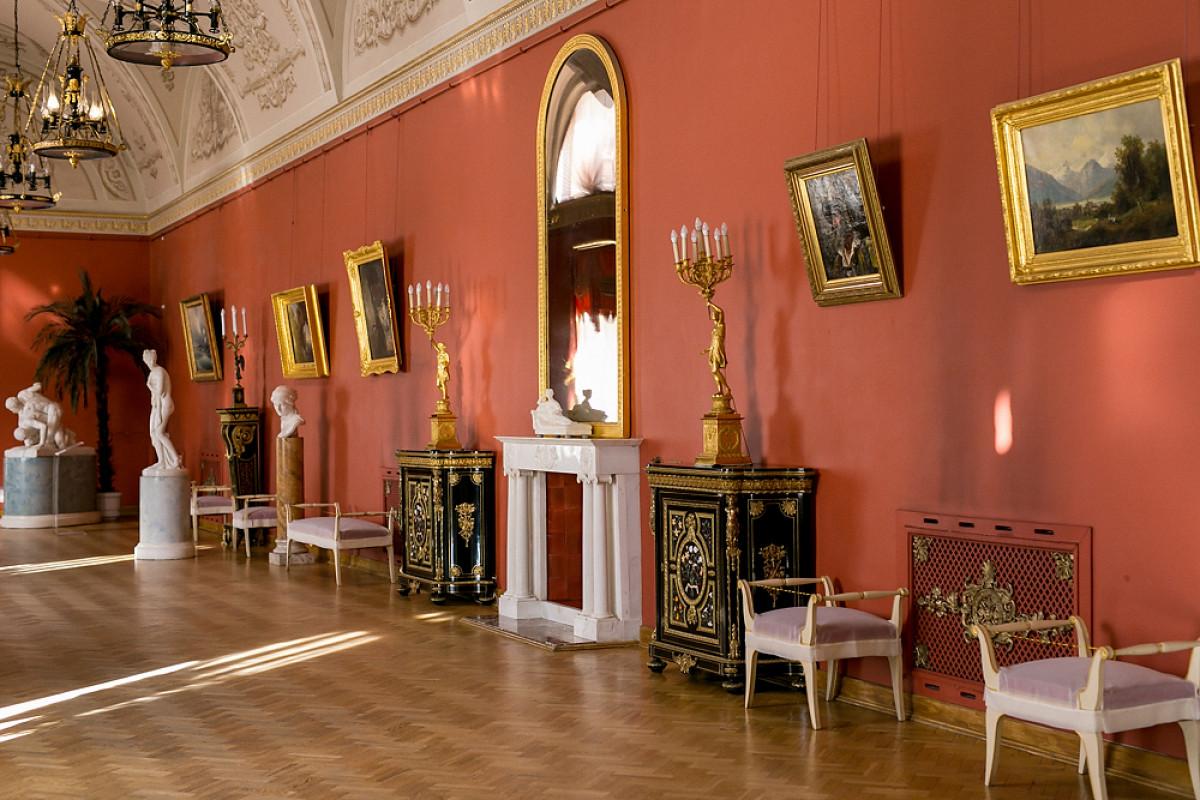 Salle antique