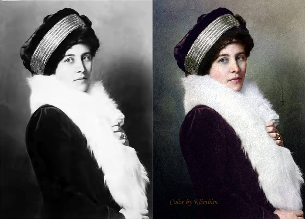 La comtesse Sofia Viazemskaïa
