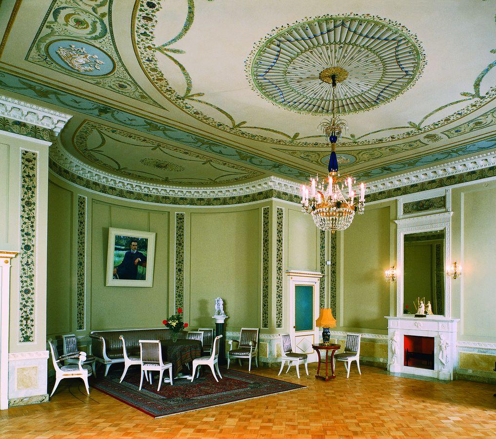 Gran salón de Félix Yusúpov