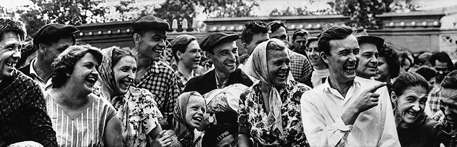 「喜びの日々があった」、1950年代