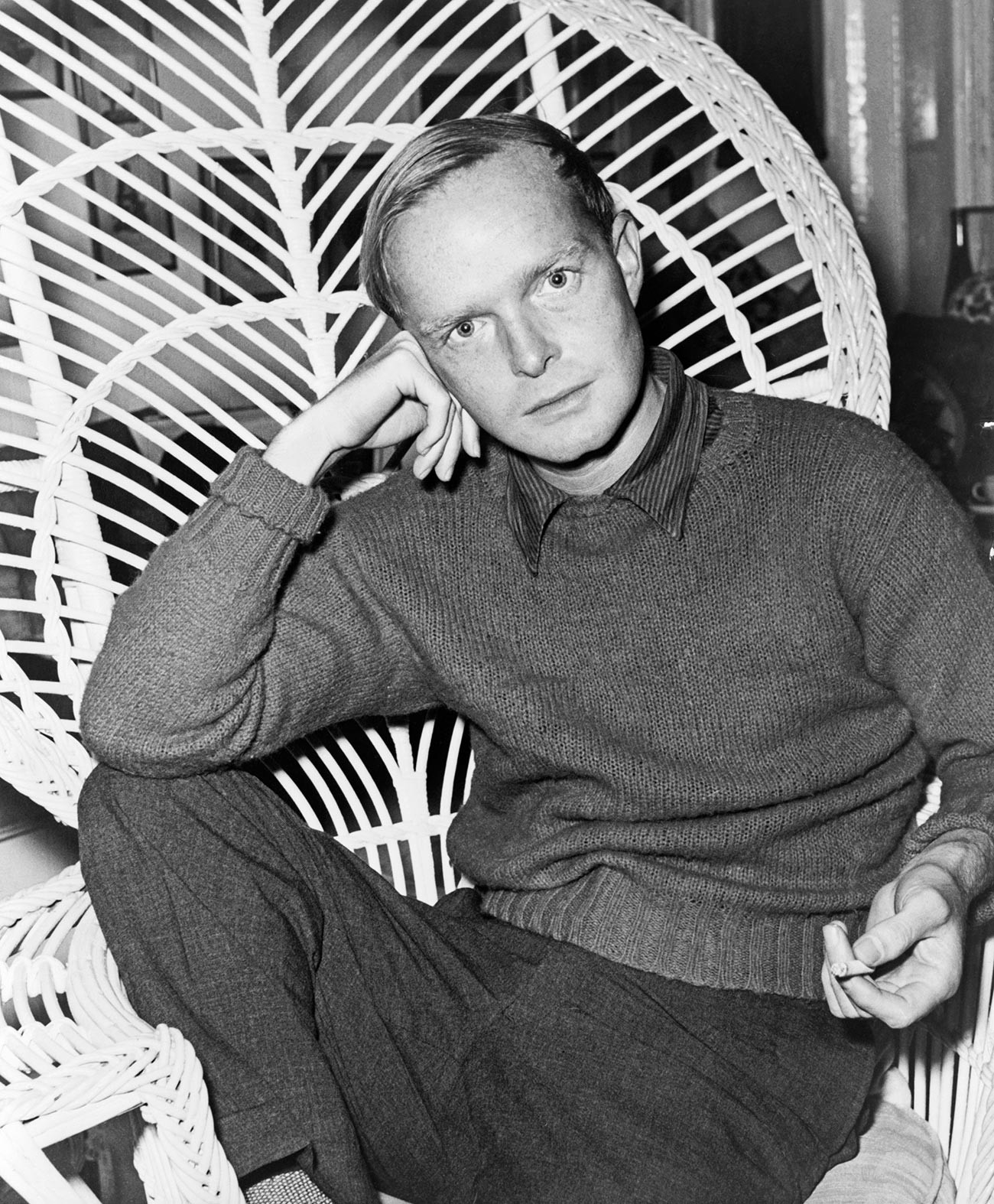 Capote's visit to the USSR in the 1950s was eye-opening.