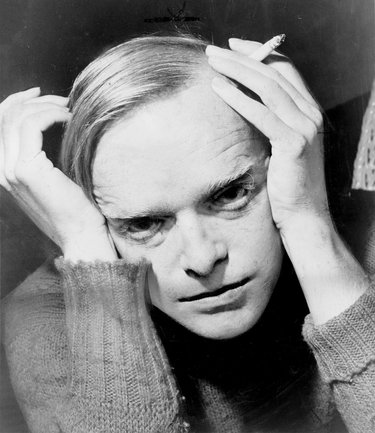 Capote fearlessly visited restaurants and bars in the USSR.
