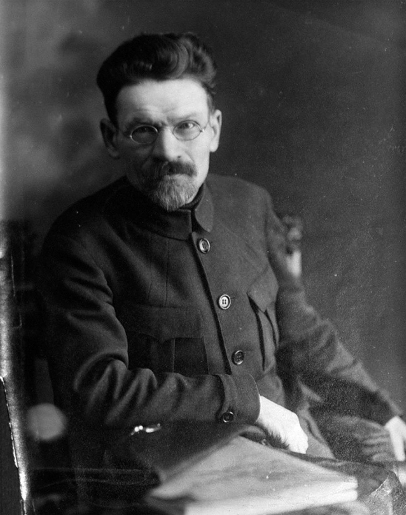 Mikhail Kalinin.