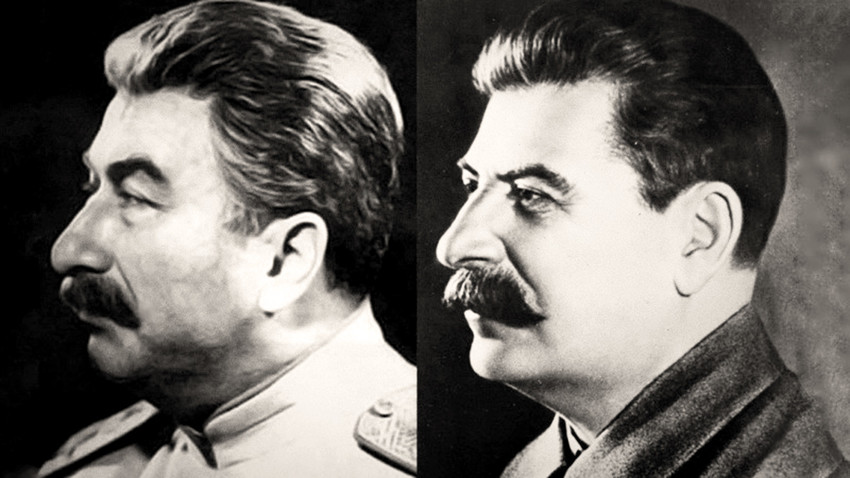 Felix Dadaïev et Joseph Staline