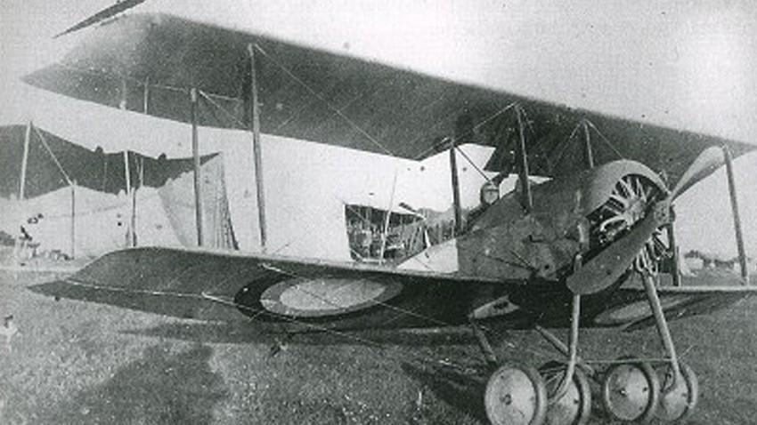 S-16 Sikorski en 1915.