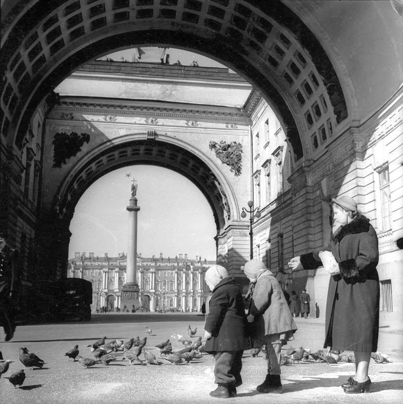 Ленинград, 1950-те