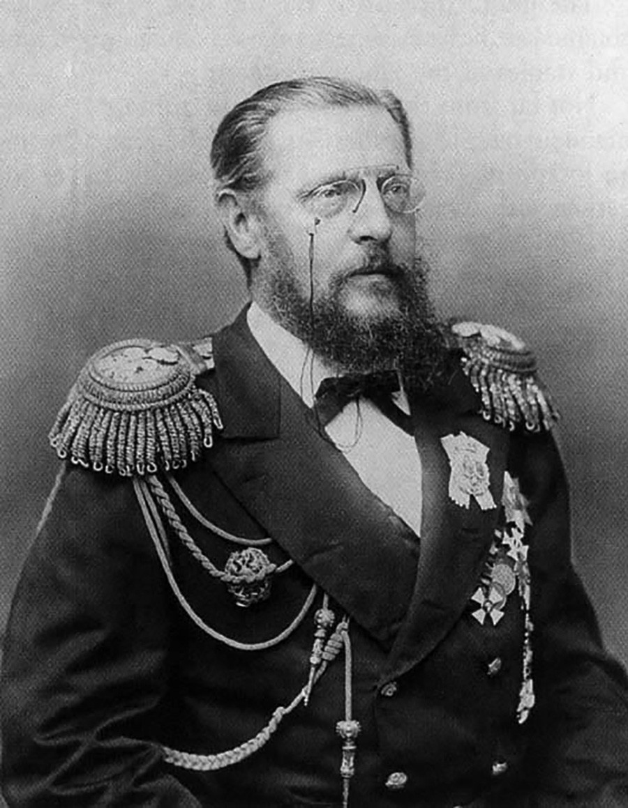 Il granduca Konstantin Nikolaevich