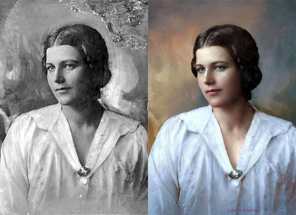 革命家でジャーナリストで詩人、ラリサ・レイスネル