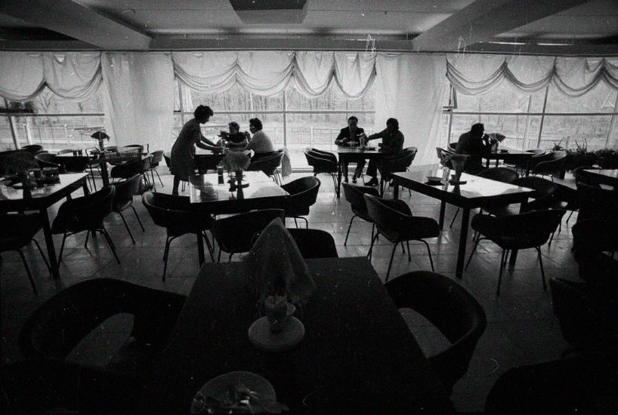 Café soviético