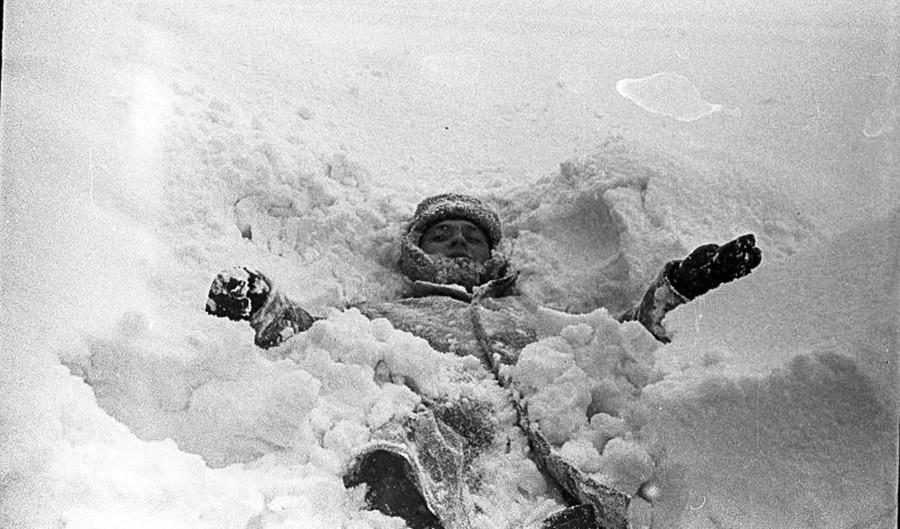 Еще один зимний день на Сахалине