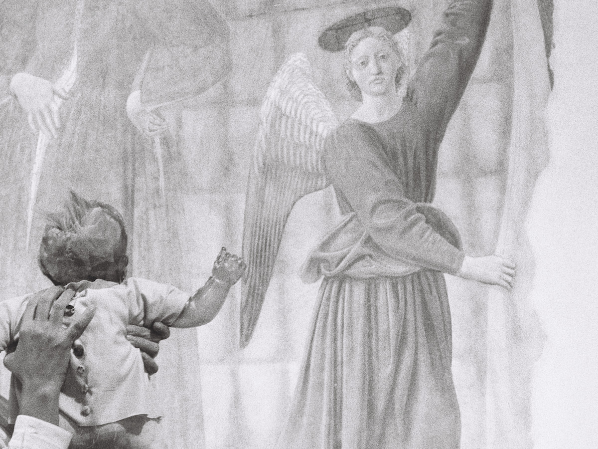 Lucia Leuci, Sculpture (Piero), 2017-2020, Museo della Madonna del Parto, Monterchi