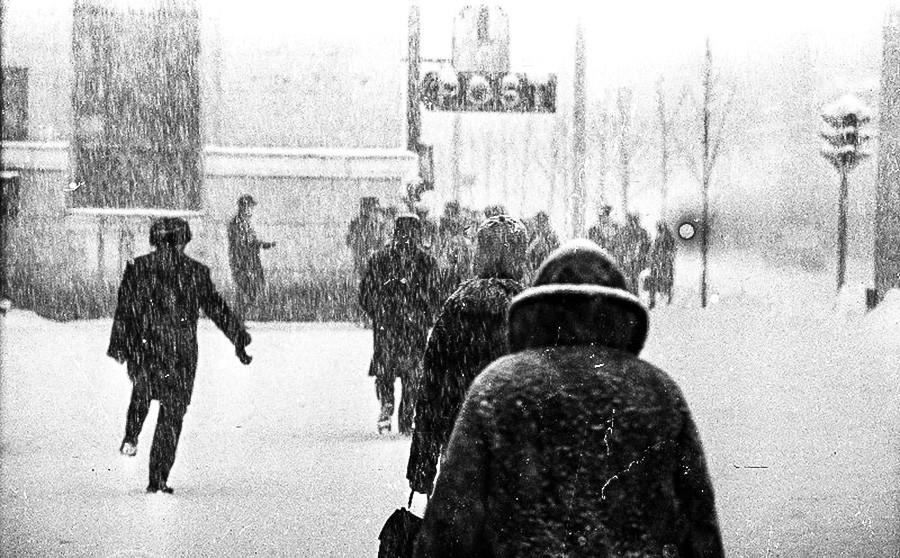 ¡Deja que nieve!