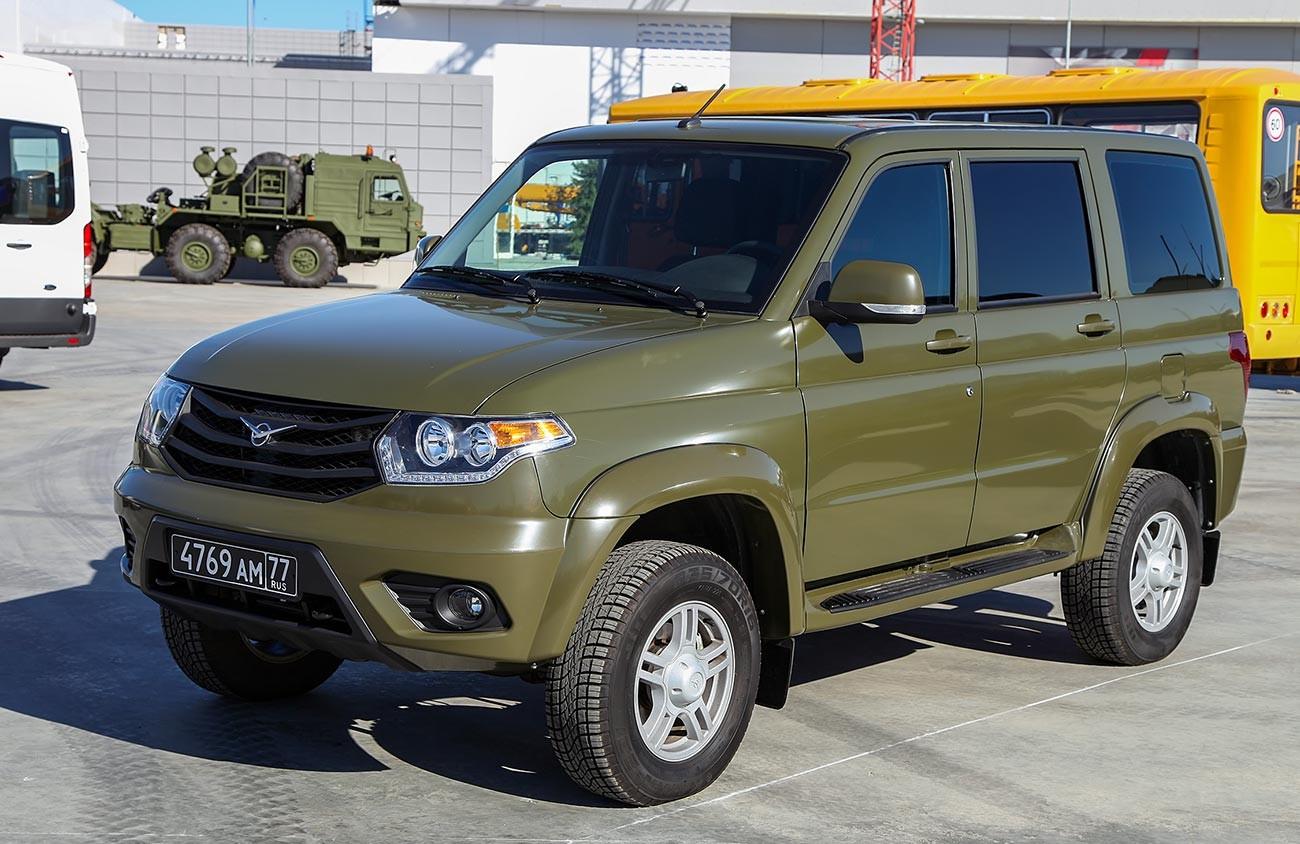 УАЗ-3136