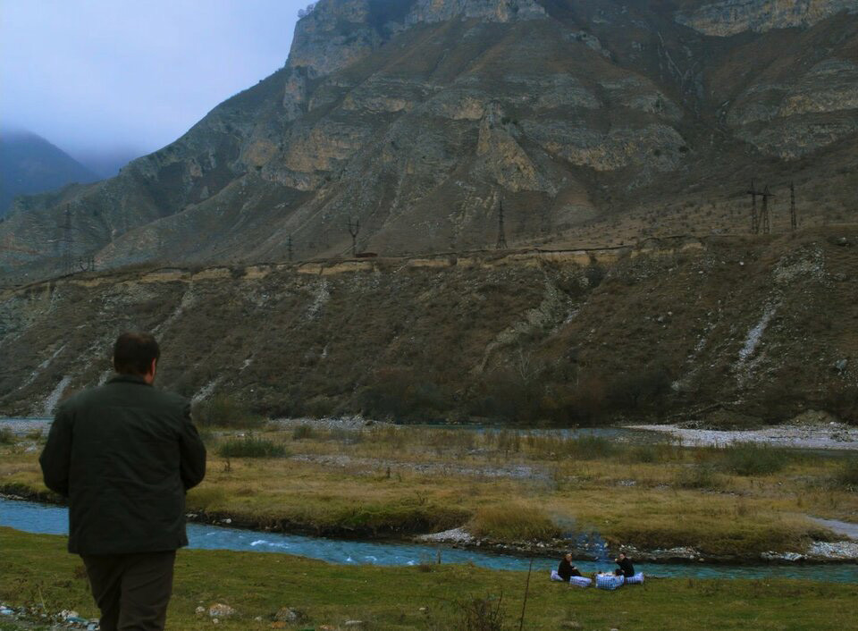 Still image from the movie 'Closeness' directed by Kantemir Balagov.