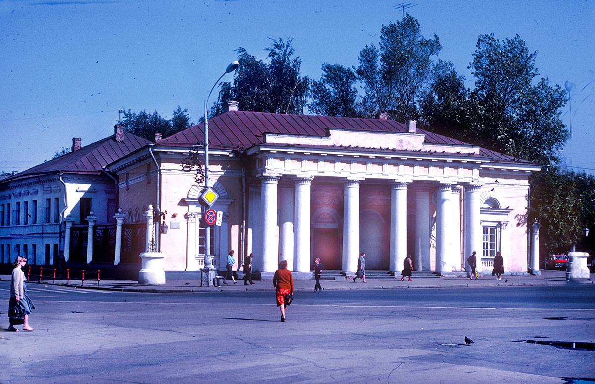 Stražarska postaja (Hauptwacht), Susaninov trg. 22. avgust 1988