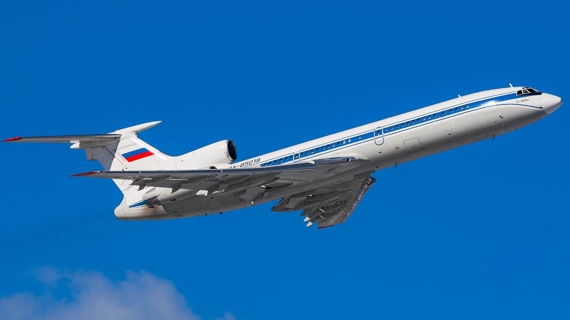 "Ту-154М, Специјална летачка ескадрила ""Русија"""