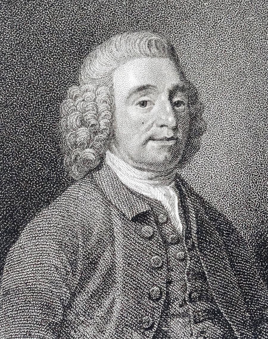 Томас Димсдејл (1712-1800), кој во 1761 година ја инокулирал царицата Екатерина