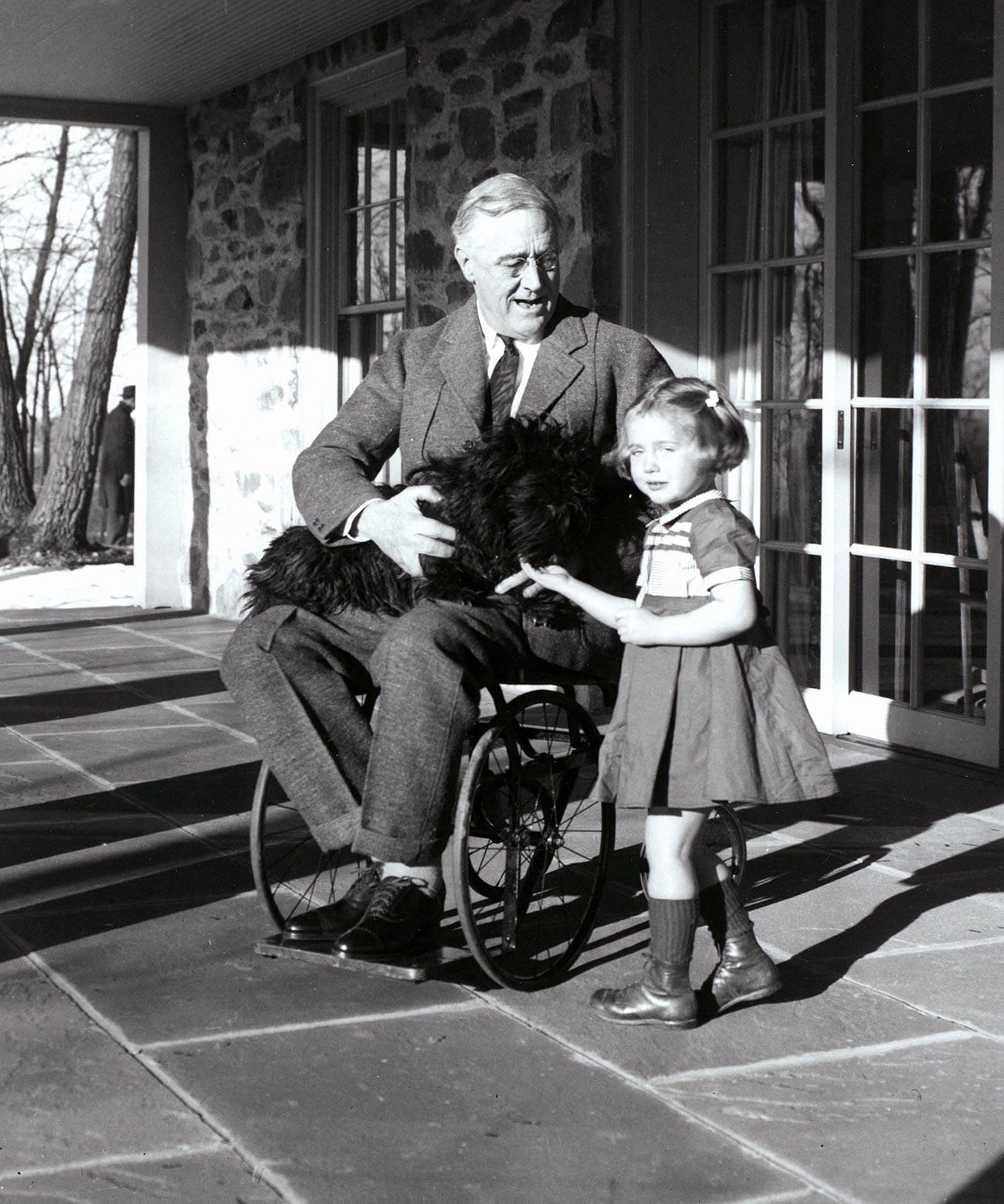 アメリカ大統領、フランクリン・ルーズベルト