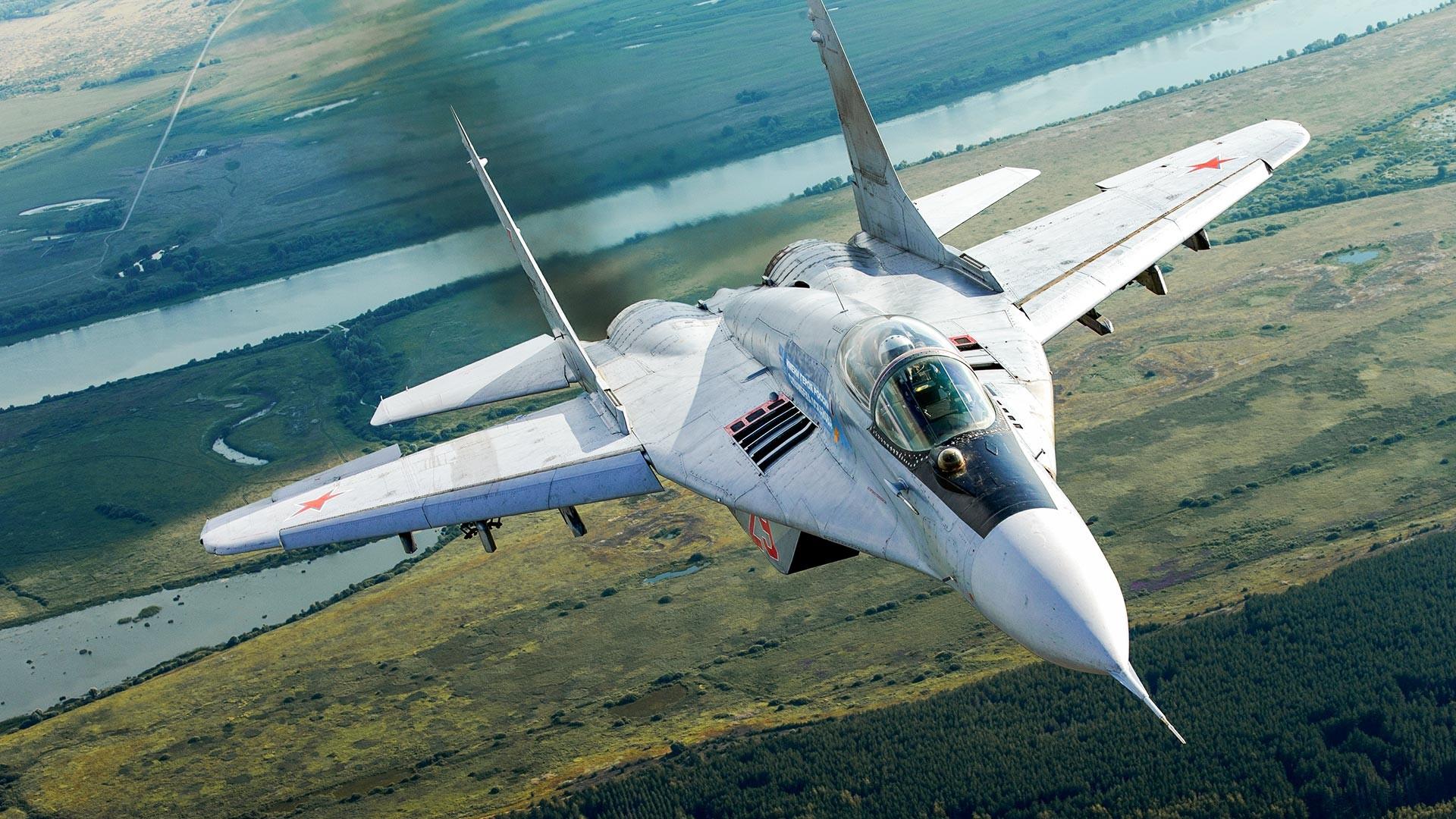 Mikoyan MiG-29S.