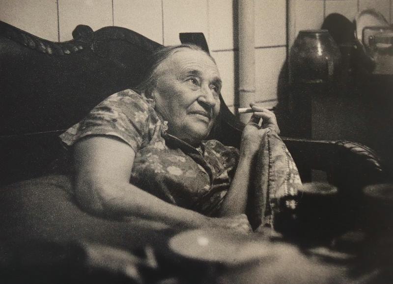Nadezhda Mandelshtam, 1970