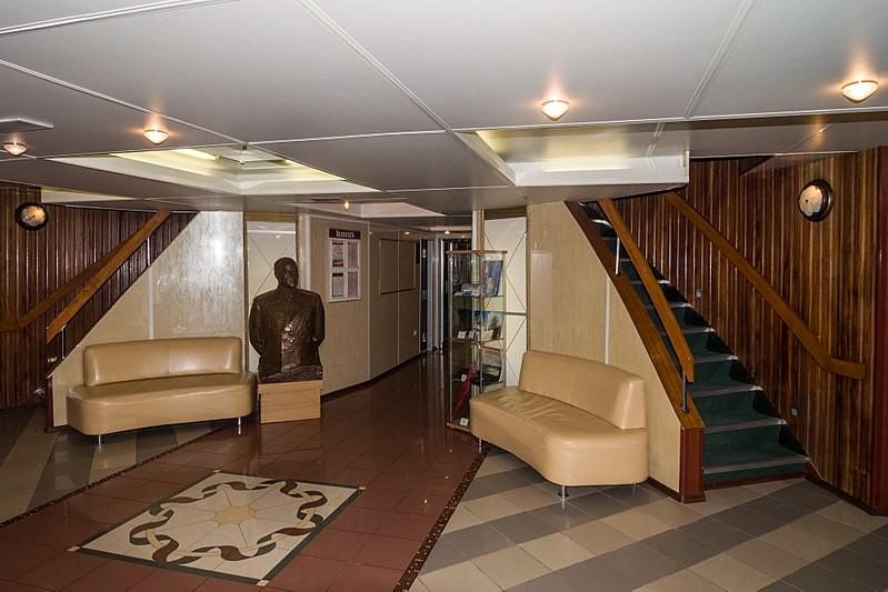 Interior del Gueorgui Zhúkov