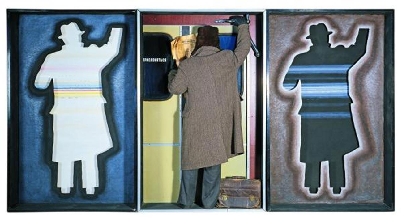 ウラジーミル・ヤンキレフスキー、3部作第14番、「自画像(父の思い出)」、1987年