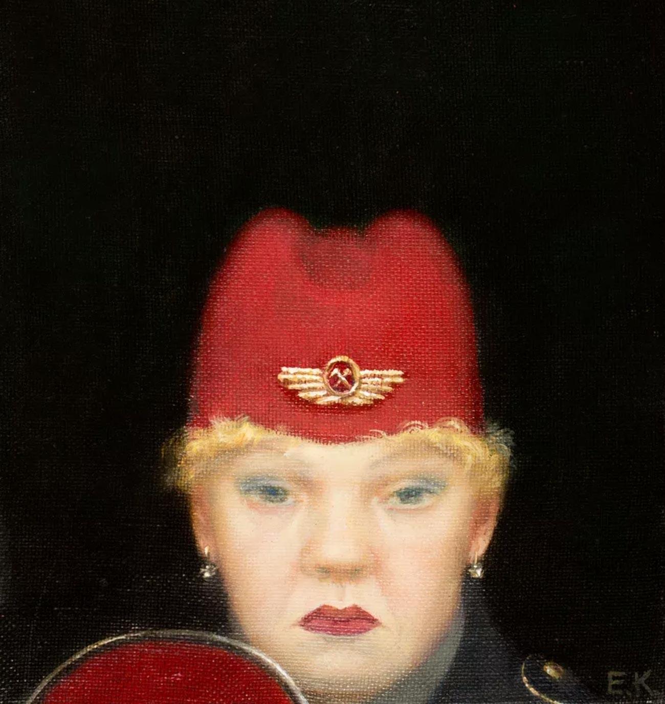 Ekaterina Kornilova.