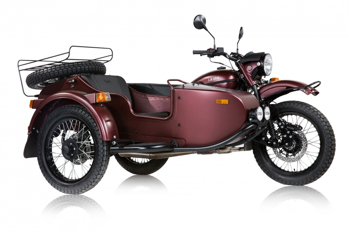 Un Ural GEAR UP