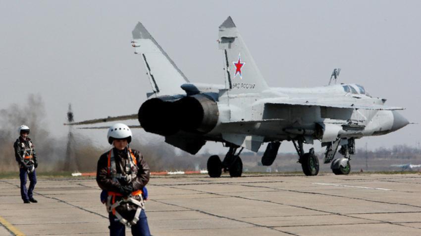 Ловац-пресретач МиГ-31БМ