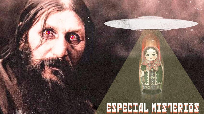 Imagen promocional del especial sobre Rusia. Javier Ramos