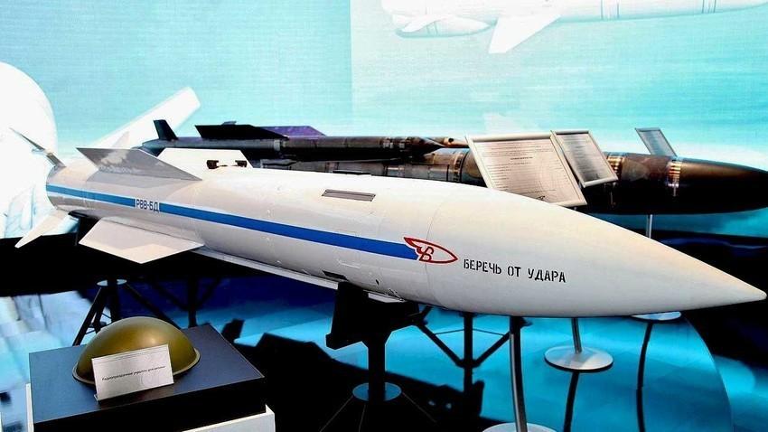 Raketa velikog dometa R-37M